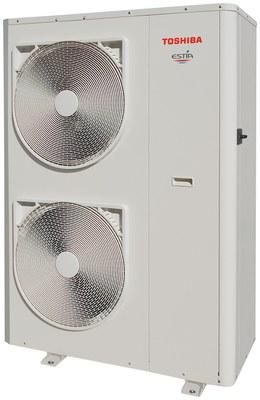 Pompa ciepła Monoblok